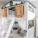 7 Awesome Diy Kids Bed Plans Bunk Beds Loft Beds The House Of Wood