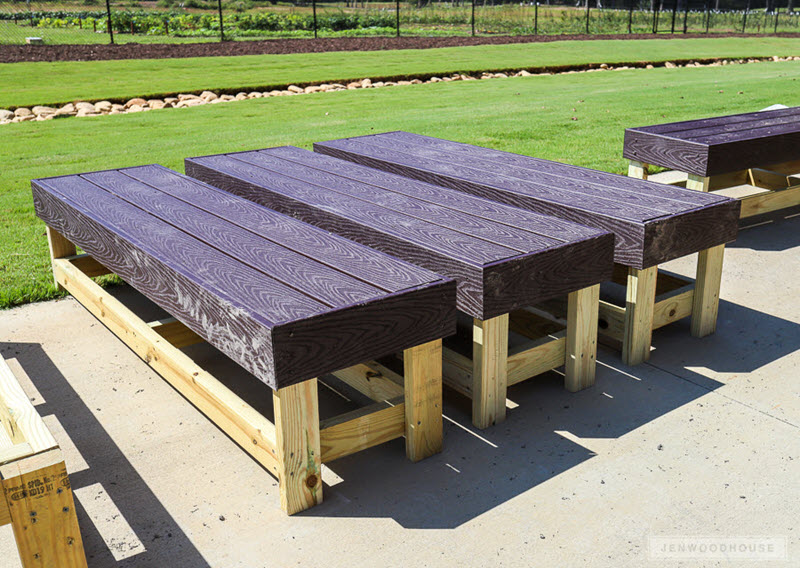 23 creative diy bench plans and ideas