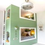 How To Build Diy Built In Bunk Beds Kids Bunk Bed Ideas Plans
