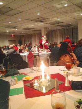Santa Claus party