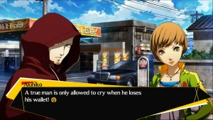 Sound advice there, from Akihiko-san,