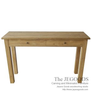 Sederhana Console Table 2 Drawers
