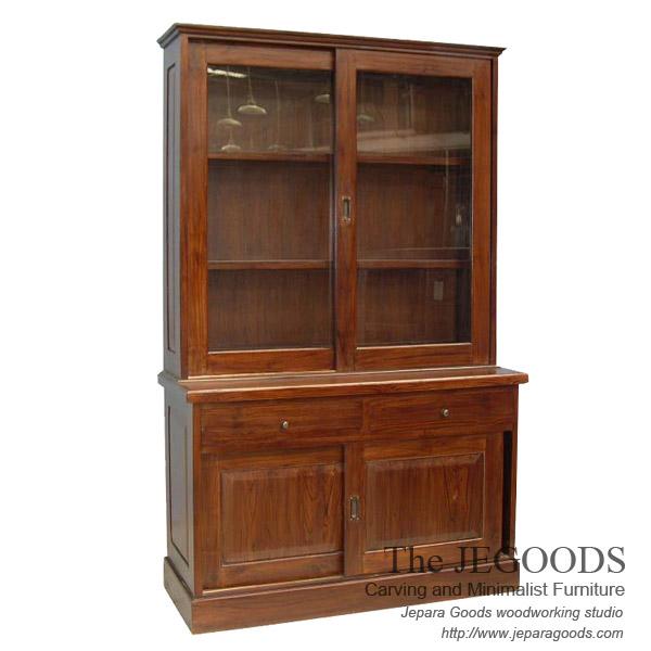 Modern Minimalist Kitchen Cabinets: Java Kitchen Cabinet Display Minimalist