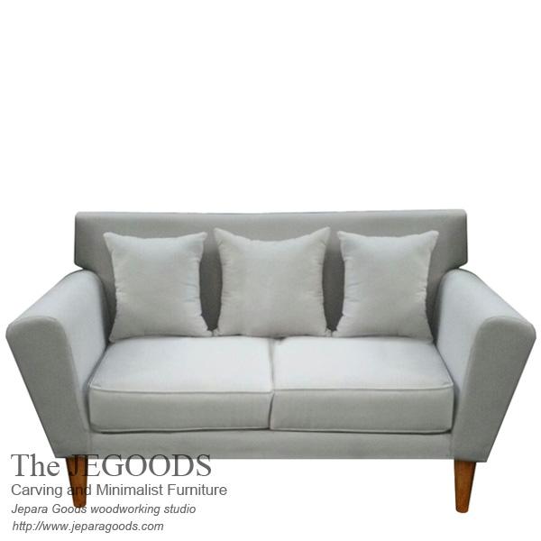 Teak Sofa Seat Retro Scandinavian Vintage Furniture By Java Craftsman