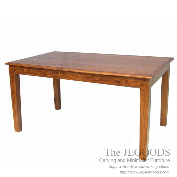 Segi Panjang Dining Table