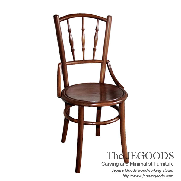 kopitiam vintage chair kursi kopitiam cafe restoran retro vintage jati