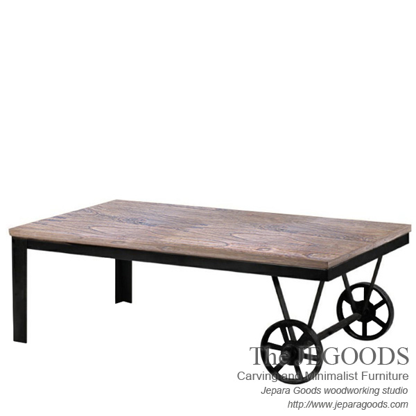Songkro Rustic Coffee Table