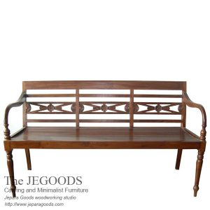 teak carving bench,raffles carving bench jepara,teak bench jepara indonesia, teak bench central java indonesia,raffles teak carving bench jepara, teak carving bench jepara furniture indonesia furniture at factory price