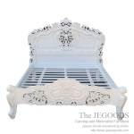 Bed Carving French Rococo