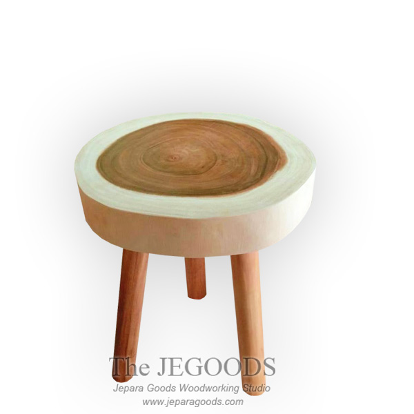 Dadar Three Legs Side Table