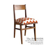 Skandin Met Java Chair