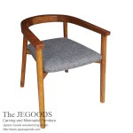 Acil Teak Chair
