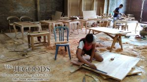Custom Made Furniture Craftsman Indonesia Low