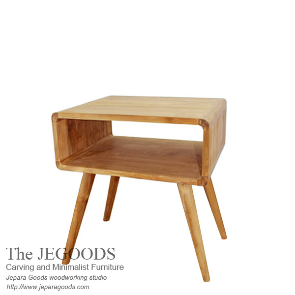 Bolong Side Table