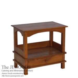 Yaya Teak End Table