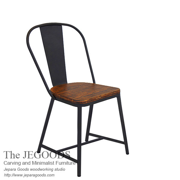 Kewes Rustic Chair