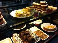 ... yep, pretty standard fare at Starbucks France