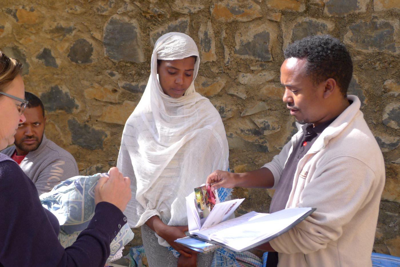 Les parrainages autour de Bahir Dar et Debre Tabor – Février 2019