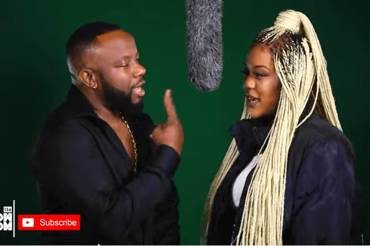 Watch Towela and F Jay perform Nalema