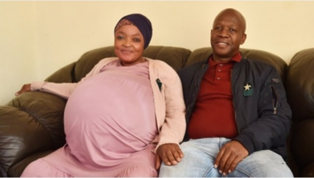 South African Woman Gives Birth to 10