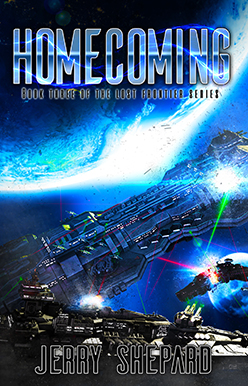 Homecoming by Jerry Shepard