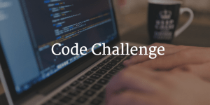 Code Challenge: String Reduction