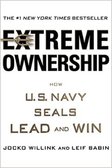 Extreme Ownership is a book on leadership principles highly applicable to the business world.