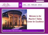 Maurine F. Bailey Center for Excellence Website