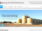 Research Oil Well Services
