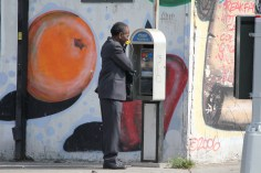 Jeremiah Jahi - Tele booth 1