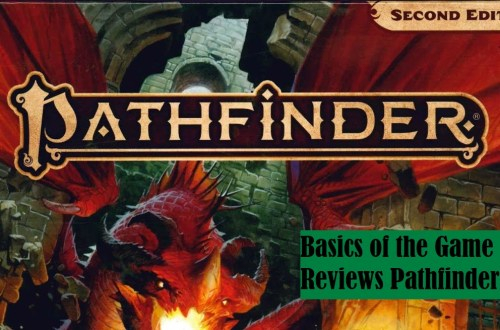 Pathfinder 2nd edition cover logo