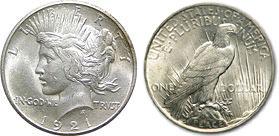 Peace Dollar