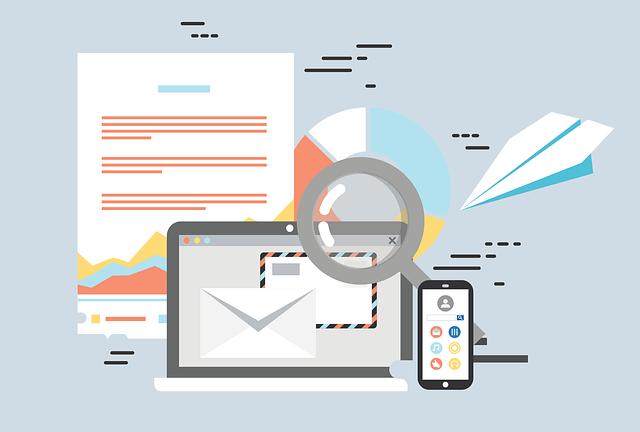 Emailing, mailing google | Jeremy-lagache.fr