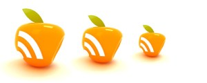 Apple RSS icons