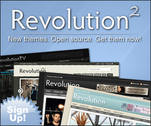 Revolution Two WordPress Themes