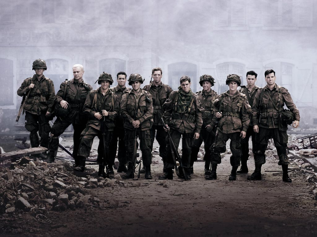 TV Series: Band Of Brothers