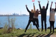 Jump for Toronto!