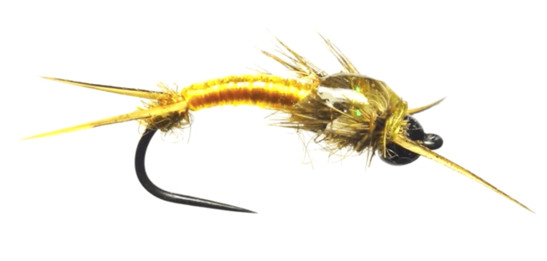 Little Yellow Stone Nymph – Fly Pattern of the Week