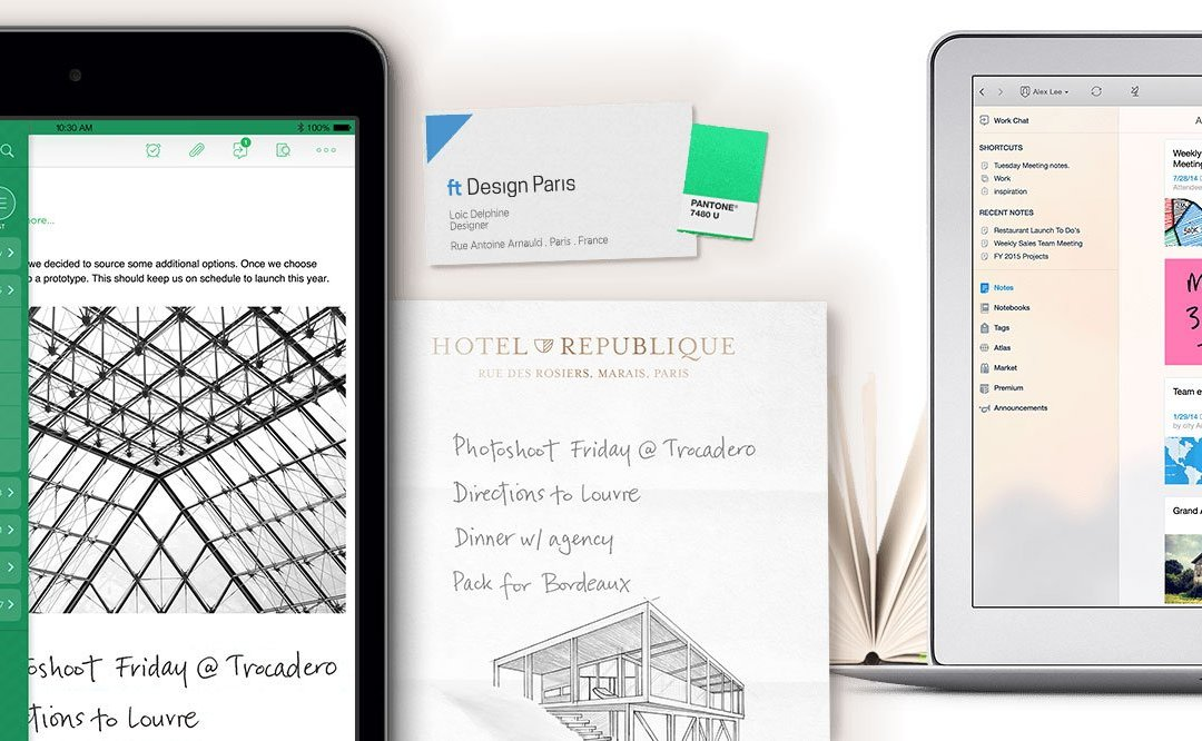7 Reasons Why I Love Evernote