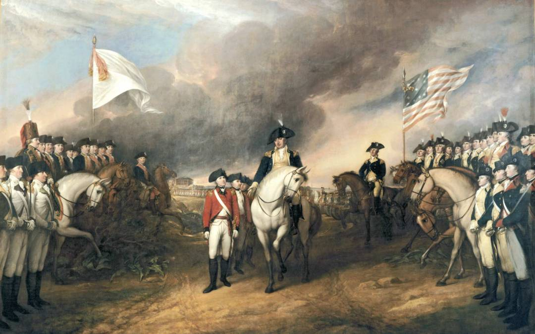 US Victory at Yorktown