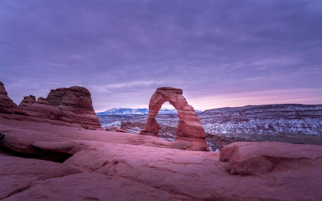 A Quick Trip to Moab and Two National Parks