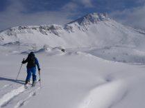 Ski de randoHokkaidō Japon