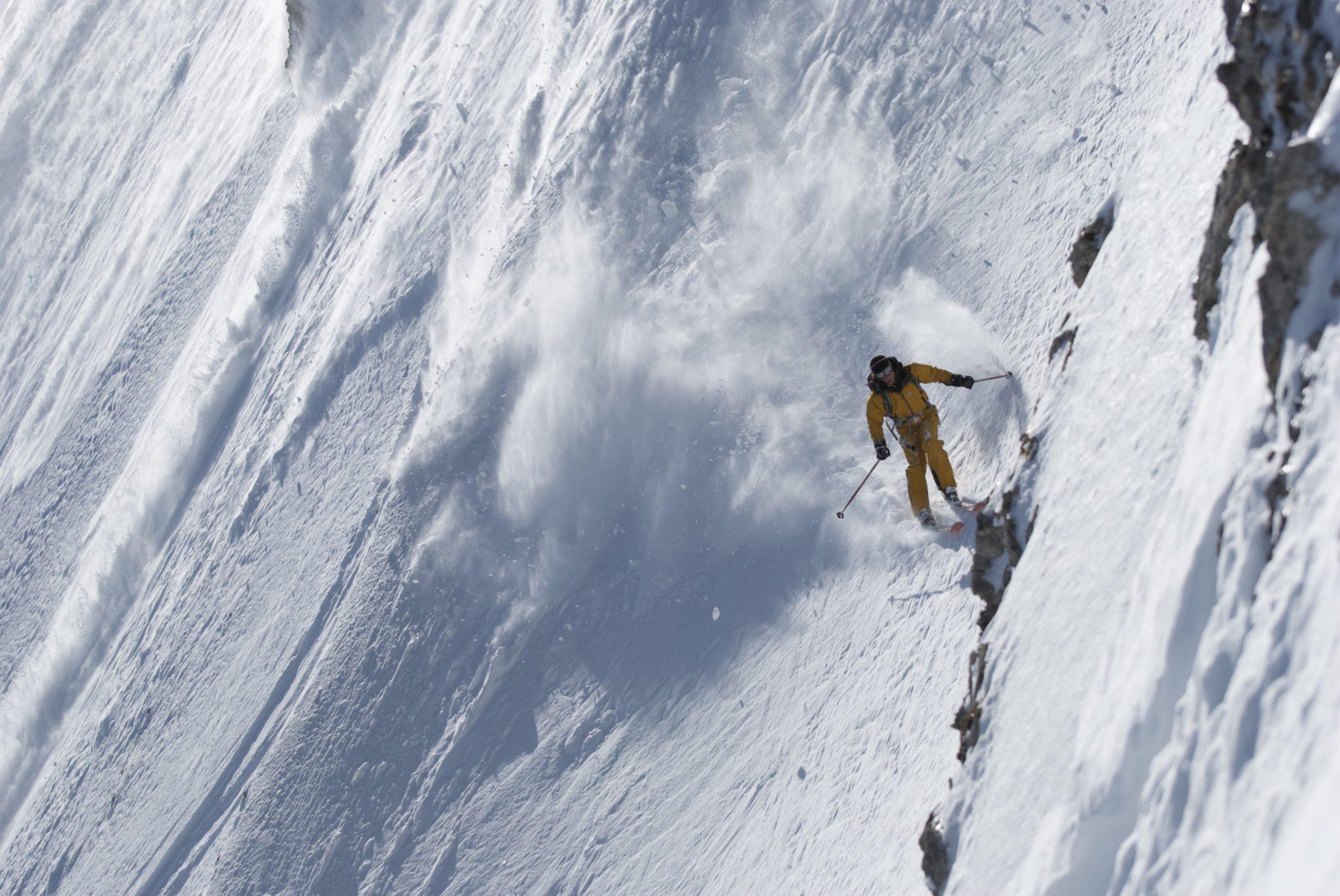 Freeride Ski La Clusaz