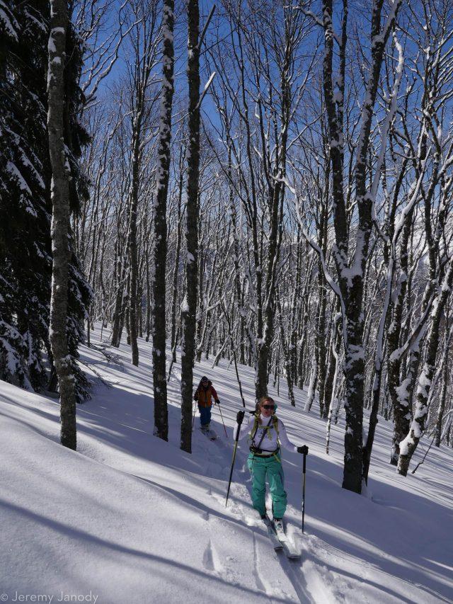 Ski de randonnée-Aravis