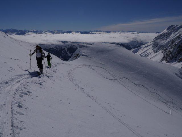 Ski de randonnée Aravis
