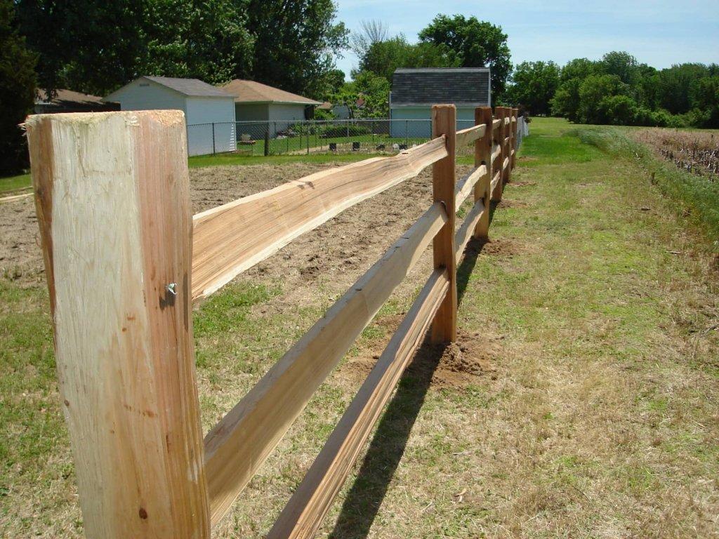 Image Result For Split Rail Fence Cost