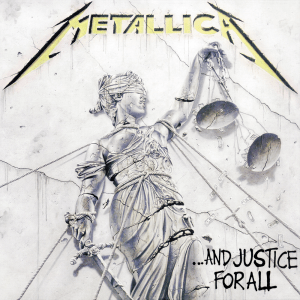 And Justice for All Cover Art