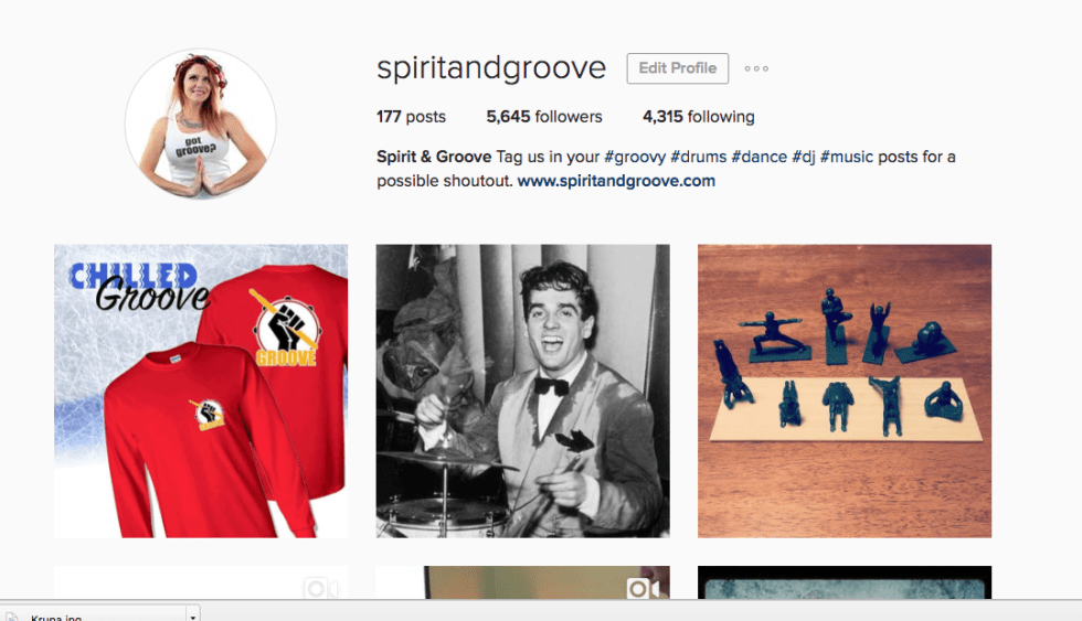 How Spirit and Groove Increased their Instagram Followers Nearly 5000%