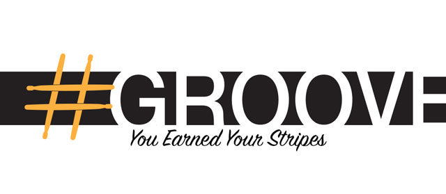 Groove Stripes Drummer Clothing