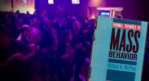 Mass Behavior and Social Cues in Live Concert Venues